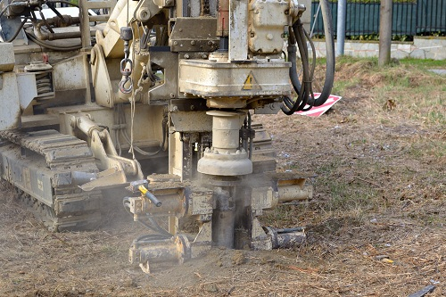 well drilling hard
